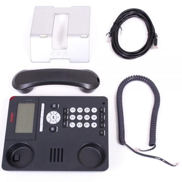 Avaya 9620 IP Telephone looks NEW refurbished PERFECT condition