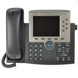 Cisco 7945G Phone Looks NEW Refurbished