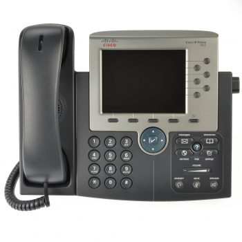 Cisco 7945G Phone Looks NEW Refurbished