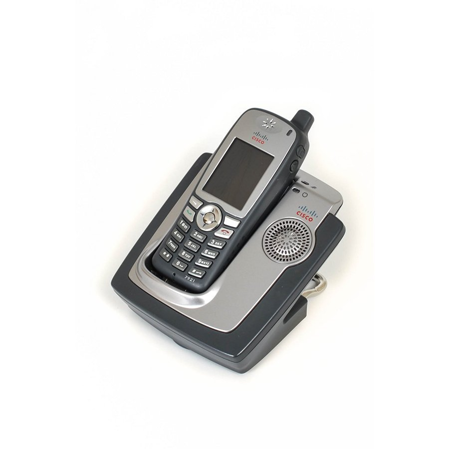 Cisco 7921G Wireless IP Phone