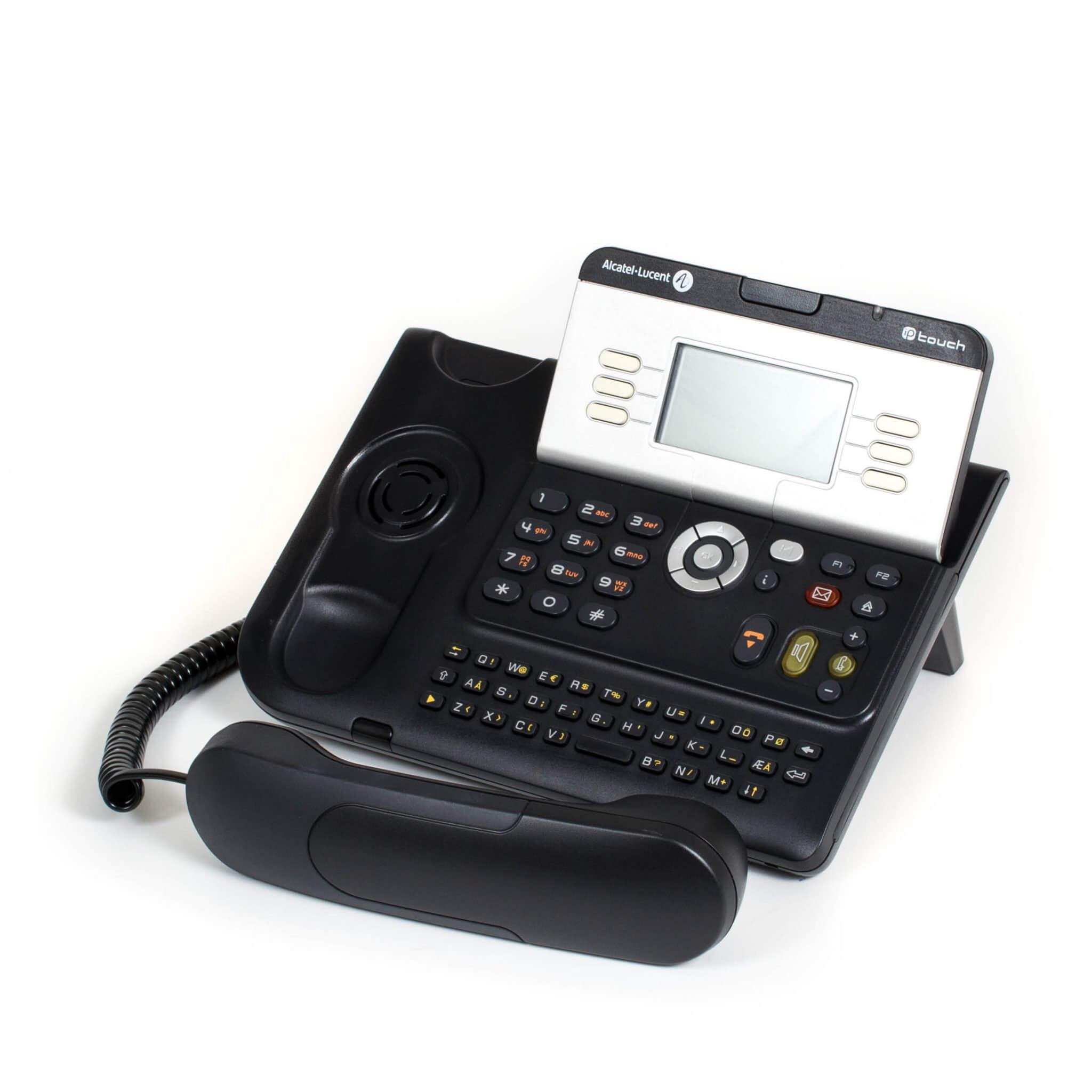Alcatel ip 4028 manual