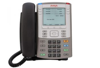Avaya 1140 E IP Phone