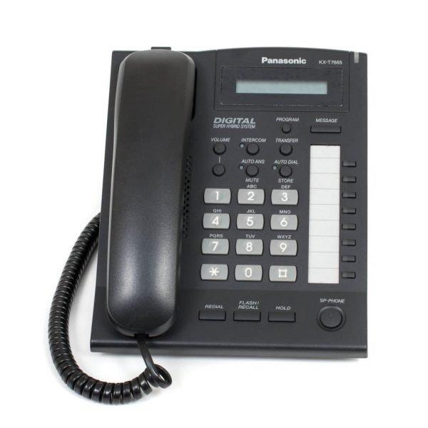 Panasonic KX-T7665E-B