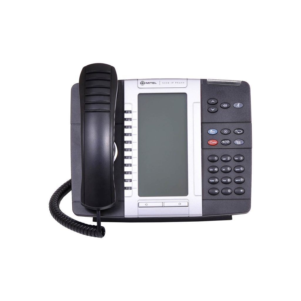 Mitel 5330 Phone Refurbished Looks NEW