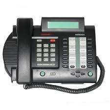Nortel M3820 Digital Telephone Charcoal