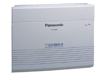 Panasonic KX-TEs824e, Telephone System