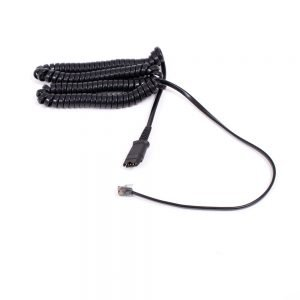 Plantronics U10P Headset Cable