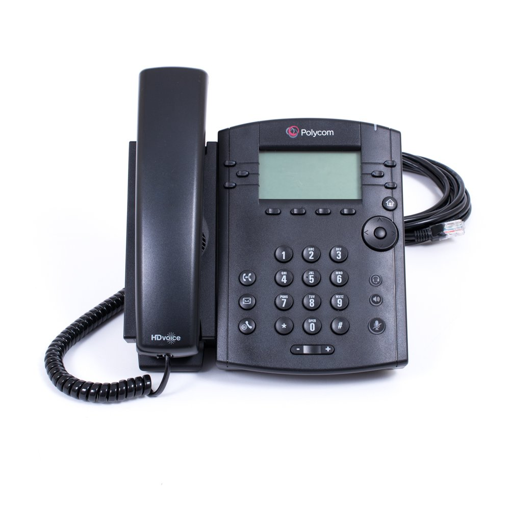 Polycom VVX 300 Telephone - Buy Business Telephones & Systems