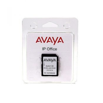 Avaya SD Card A-LAW IP500 V2