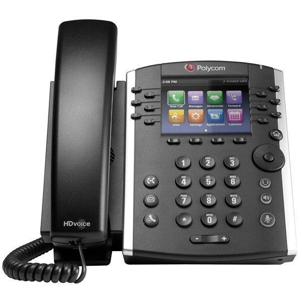 Polycom VVX 401 IP Phone