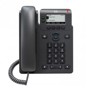 Cisco 6821 Multiplatform IP Phone