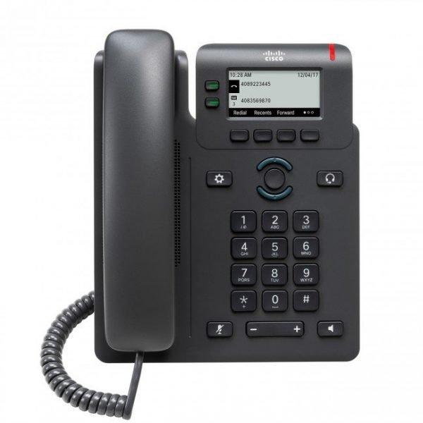 Cisco 6821 Multiplatform IP Phone