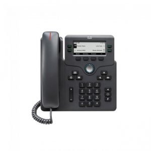 Cisco 6851 Multiplatform IP Phone