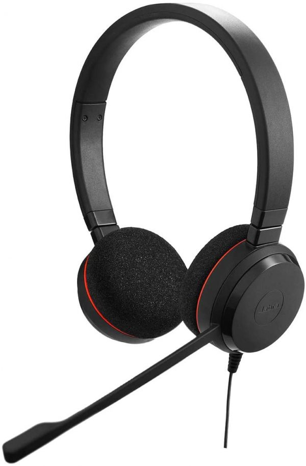 Jabra Evolve 20 MS DUO USB Headset