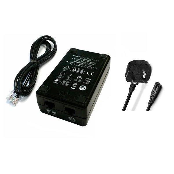 Mitel 5300 48V Ethernet Power Adaptor