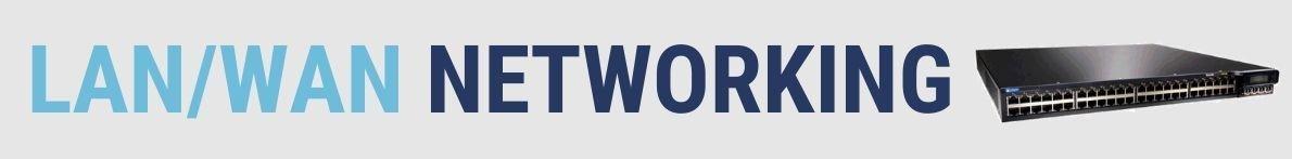 Buy LAN-WANNetworking
