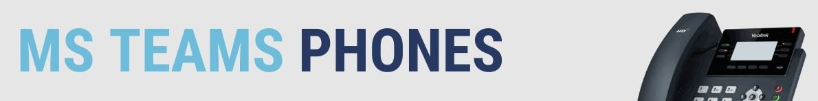 Buy Microsoft TeamsPhones
