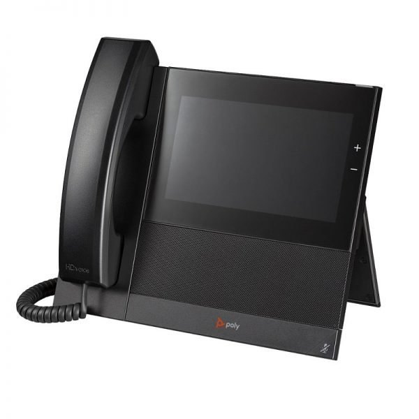Polycom CCX 600 IP Phone right side