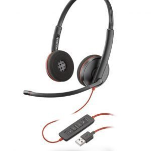 Plantronics C3220 Duo USB