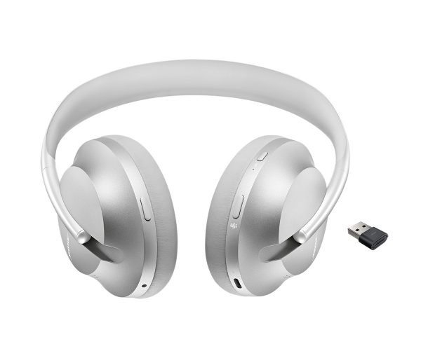 Bose Noise Cancelling Headphones 700 UC Silver