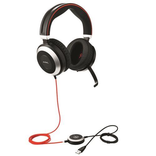 Jabra Evolve 80 MS Stereo